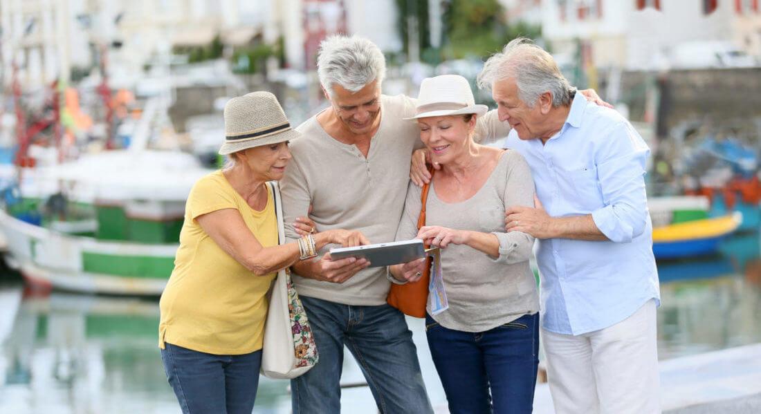 Adult travellers