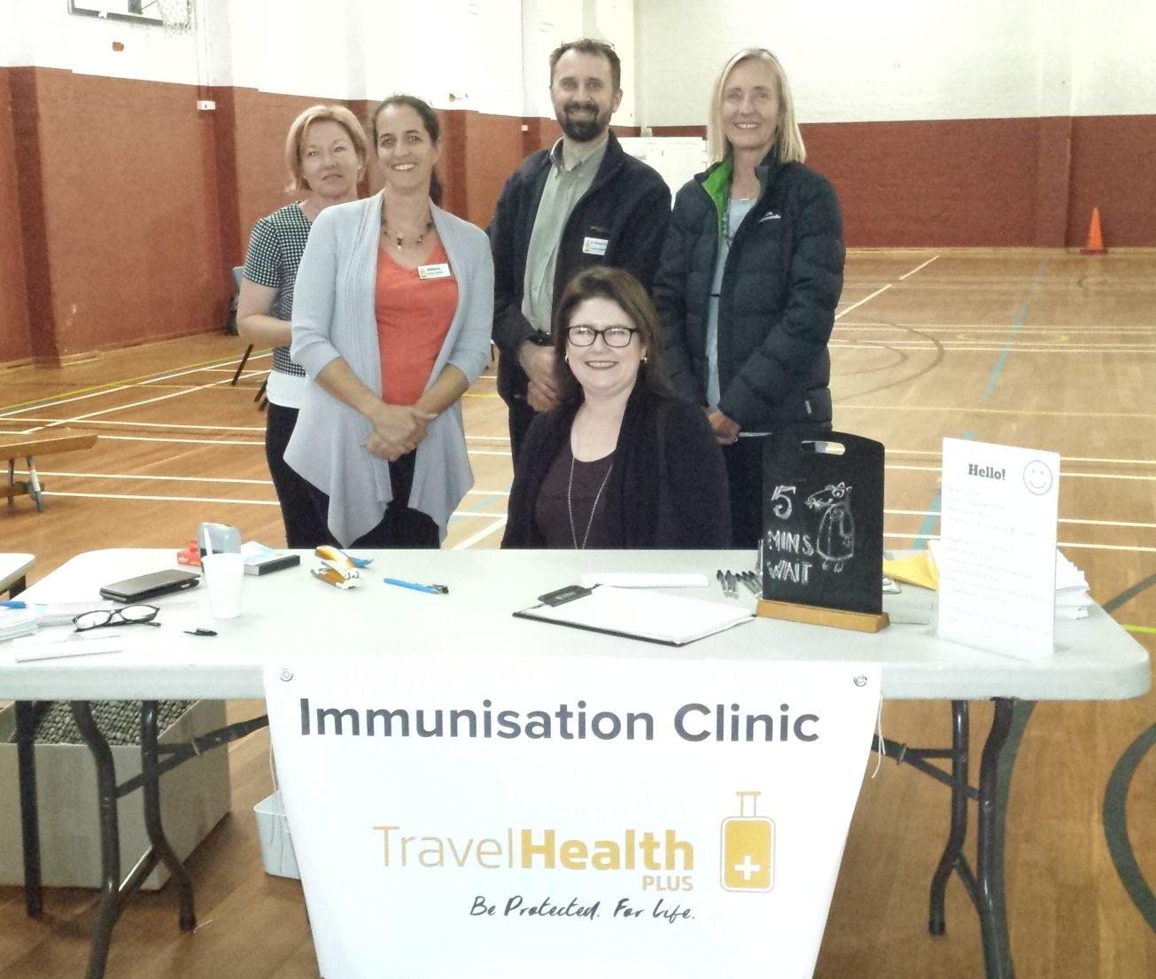 UND immunisation clinic2